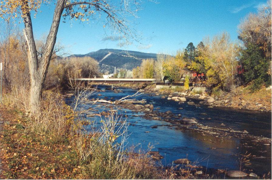 Durango colorado the animas river offers rafting kayaking for Fishing in durango co